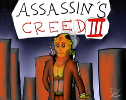 Assassins Creed 3 by M4st3rCh1ef