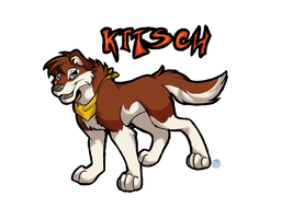 TheOutli3r Prize Badge: Kitsch by Silverfang98