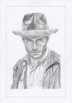 Raiders of the Lost Ark by doodlejedi