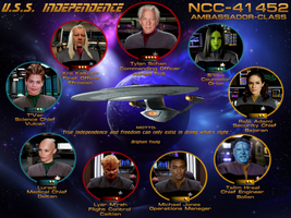 Independence Crew Sheet by monkeysuncle30