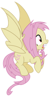 Another Shocked Flutterbat by masemj