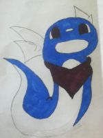 Dratini by ResidentEvilhunters