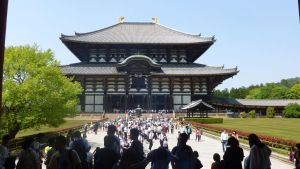 'Thirty' Japanese Pics - Going to Todai-ji by LordNobleheart
