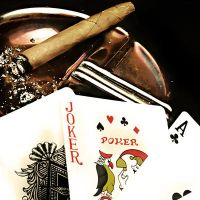 -Something with playing cards by JaymeeLS