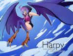 30 days: harpy by sho-N-D