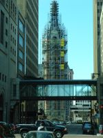 Downtown Milwaukee, WI by Pyro82