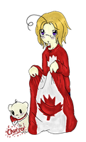 APH Flag-Canada by Churrostix