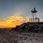 Crow point sunset by CharmingPhotography