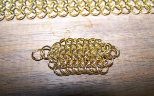Chain maille 2 by SparklersOasis