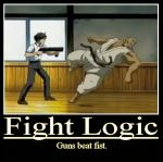 Fight Logic by ROFLauren