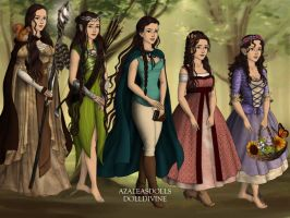Maimie in Middle Earth by M-Mannering