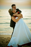 PORTFOLIO-Beach Wedding 2 by BreAnn