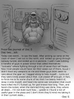 fallout 3 Journal of Doc S 2 by sordcooper2