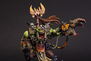 ORK Boss final WIP 3 by ROCCO007
