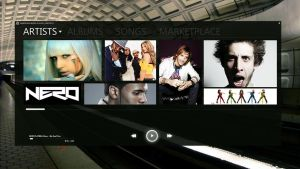 Windows 8 Media Player Metro Style by miniarma