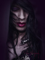 Violet Gypsy by EclipxPhotography