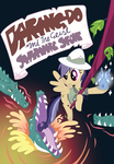 Daring Do Book Cover by Ocarina0fTimelord