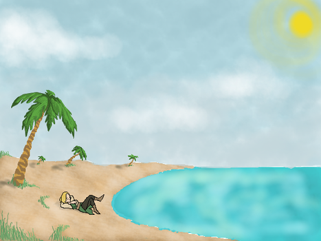 Beachside by Aigidh