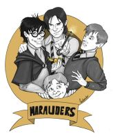 Marauders by DarthFar