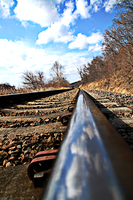 Ole train track by WhiteouTT
