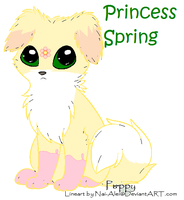 ~Princess Spring Adoptable Auction~*OPEN* by xXPastelWishesXx