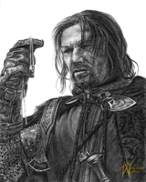 Boromir by incoded
