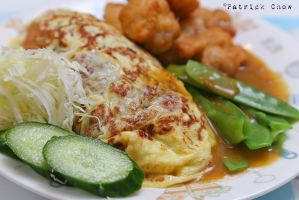 Omurice by patchow