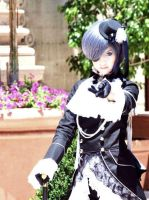 Ciel Phantomhive: Welcome by YourLittleBocchan