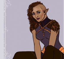 DAI: Ina'ean [Commission] by LadyTheirin