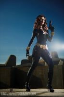 Something,something,more Black Widow by ChibiSashi
