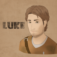TWD2: Luke by Cuineth