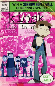 Kiosk Issue 02 Cover by Gmunny