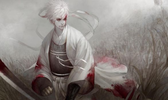 Gintoki by White-corner