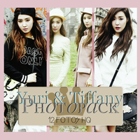 Photopack Yuri Y Tiffany -SNSD 049 by DiamondPhotopacks