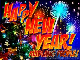 HAPPY NEW YEAR - MADLANG PEOPLE! by michaeltuan97