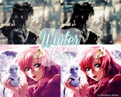 PS Action 02 : Winter-Coldness by FlowerAkane