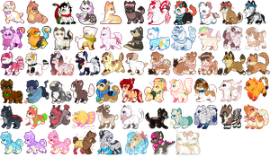 Simple Icons Batch 1 by LiticaHarmony