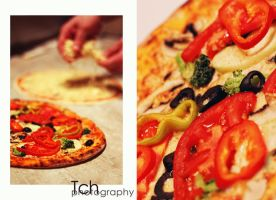 It's time for Pizza 2 by takcho