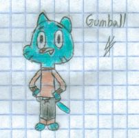 Gumball by KoRnRULE23