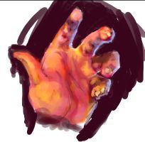 Hand Tryout by DonTranes