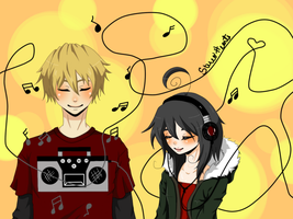 KHR: Stereo Hearts by ImoExploder007