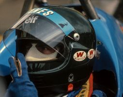 Jacques Laffite (Belgium 1982) by F1-history