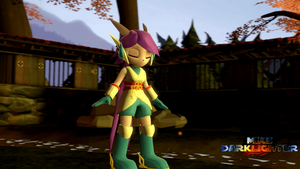 Freedom Planet 2 First Impressions: Lilac by MikeDarklighter