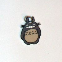 My Neighbor Totoro Charm by starprints