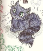 Cheshire Cat by Peepoland