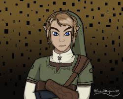 Link from Twilight Princess by AzuraDragoness