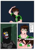 Test Subject Ben 10 Pg. 2 by Somdude424