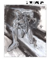 SILVER SURFER by synthetikxs