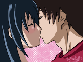 aoi x oga by Moonlight-k