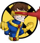X-men Cyclops by ruzovymonster
